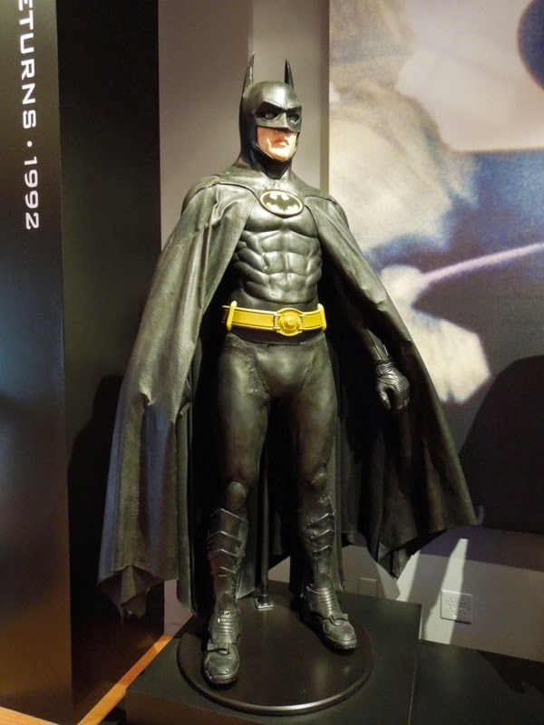 Original Michael Keaton 1989 Batman costume