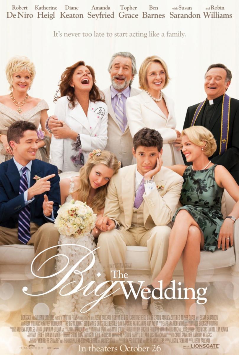La gran boda (2013) Online Latino
