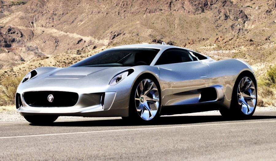 Jaguar C-X75. Majalah Otomotif Online