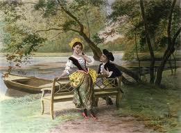 gambar romantis indah