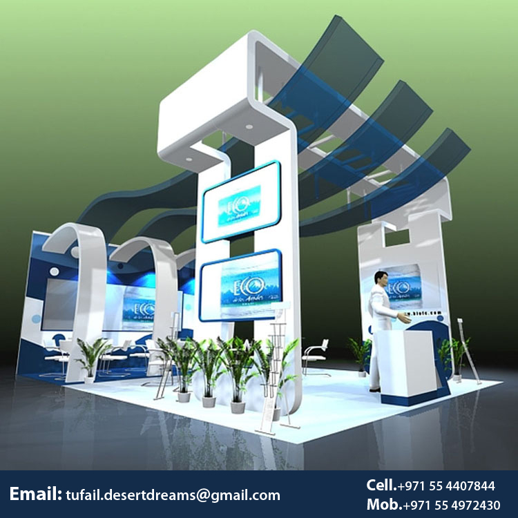 Exhibition Stands And Events : Creative exhibition stands uae quick exhibition stands smart
