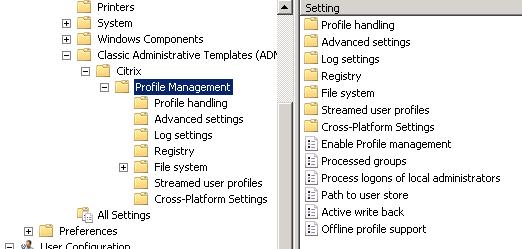 Profile Management 5 - Citrix.com