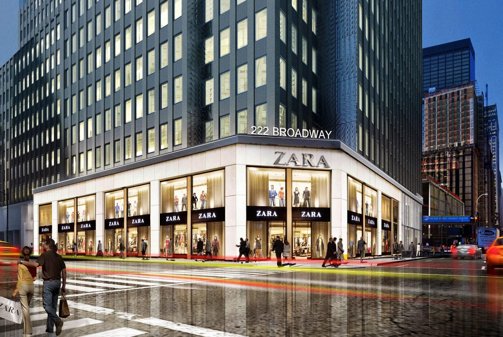 Rachel´s Fashion Room: Zara: historia y evolución del