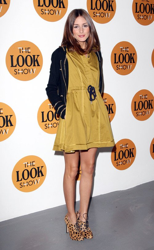 Lauren Conrad Her Life Her Fashion Her Style Olivia Palermo At The Look Show