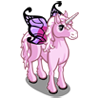 FarmVille Butterfly Unicorn
