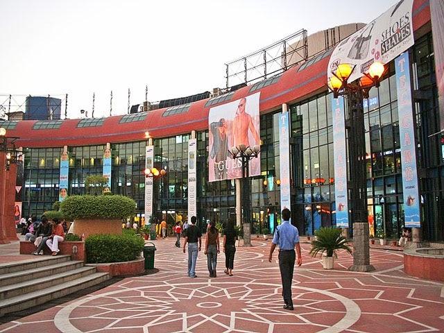 Ansal Plaza, Andrew's Ganj