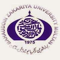 Bahauddin Zakariya University Multan BSc Result 2016