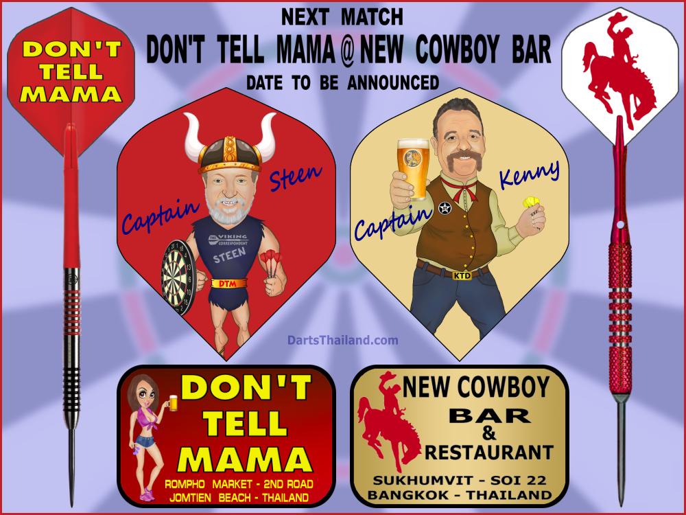 NEW COWBOY BAR vs DON'T TELL MAMA