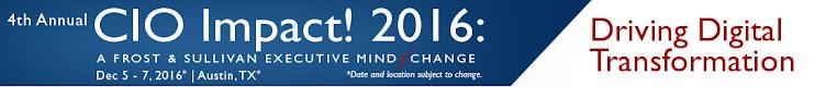 CIO Impact! 2016