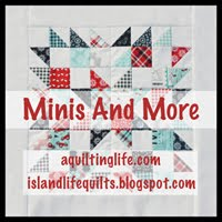 Mini quilts and more