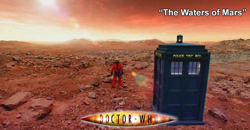 Doctor Who 201: The Waters of Mars