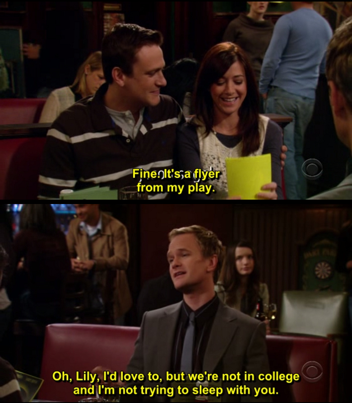 How I Met Your Mother Quote-13
