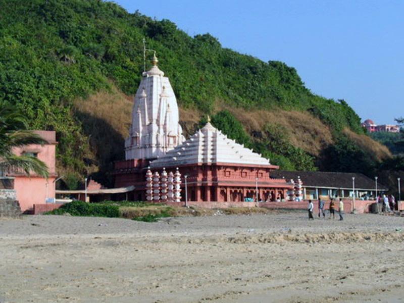 Lord Ganesha Temple at Ganapatipule