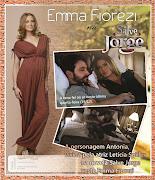 Emma Fiorezi na novela Salve Jorge da Rede globo