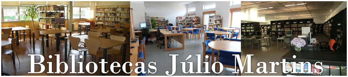 Bibliotecas    Júlio    Martins