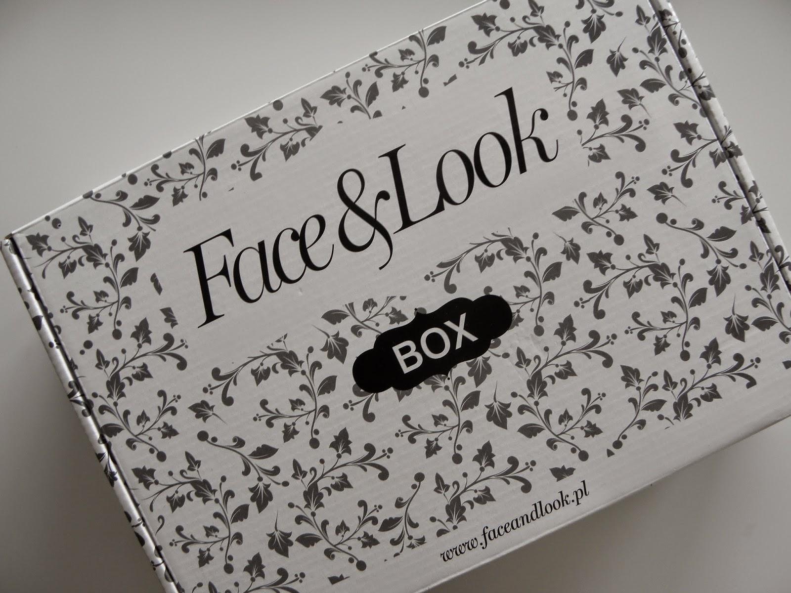 Face & Look | Wybieraj mądrze, wyglądaj świetnie - mój pierwszy F&L Box