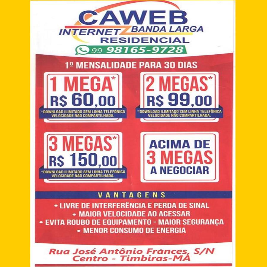 CAWEB INTERNET