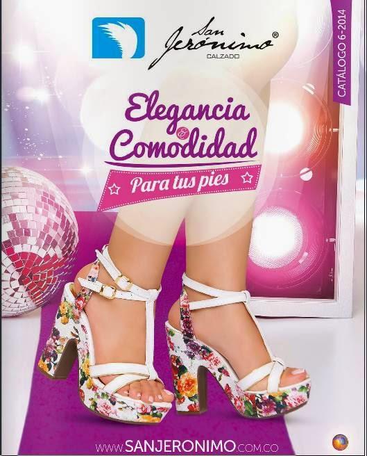 Calzado San Jeronimo Campaña 6 2014