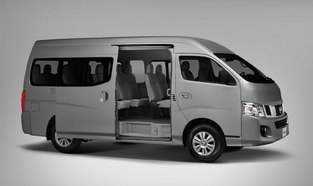 El Nissan NV350 URVAN