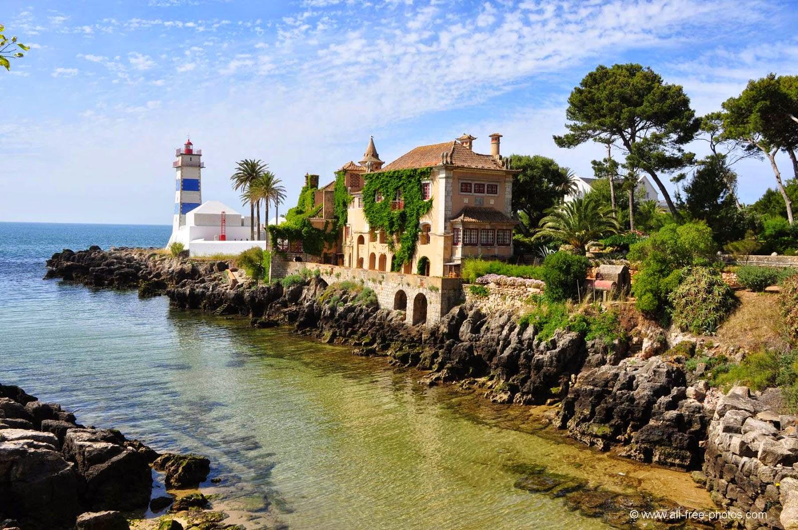 تعرف على أجمل بلدة في البرتغال