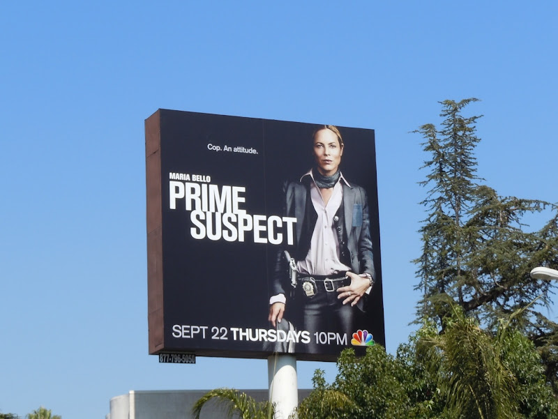 Prime Suspect USA billboard