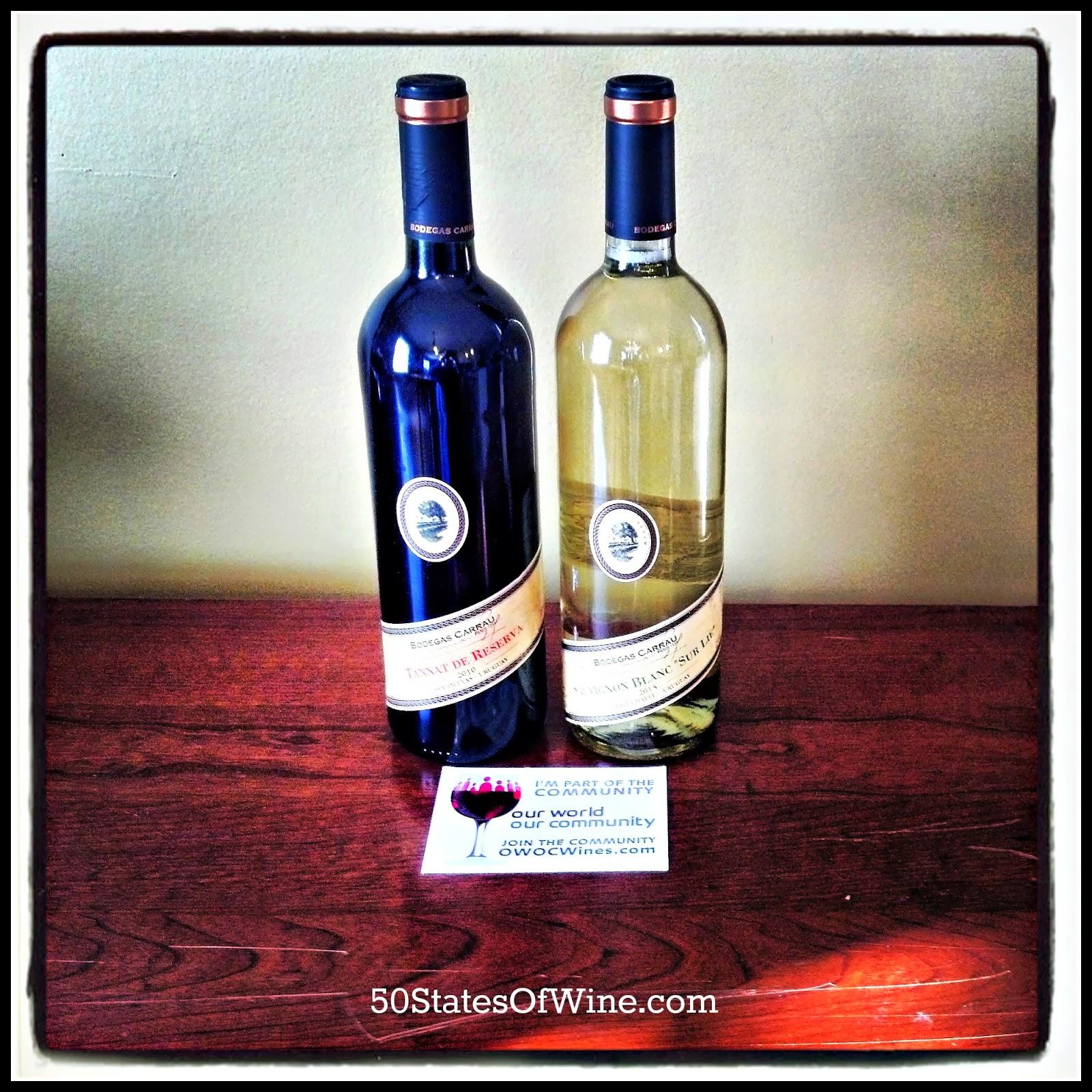 #Winechat: Bodegas Carrau