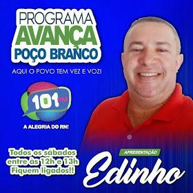 PROGRAMA AVANÇA POÇO BRANCO