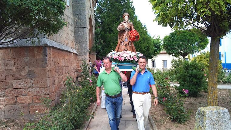 Fiesta de Santa Paulina