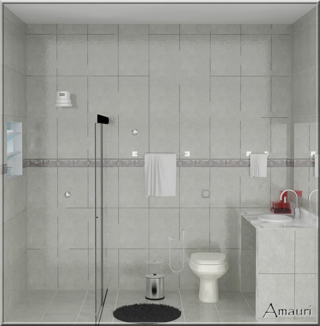 pode visualizar o banheiro como vai ficar antes de começar as obras #753A3A 1050 1069