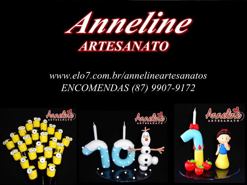 ANNELINE ARTESANATOS