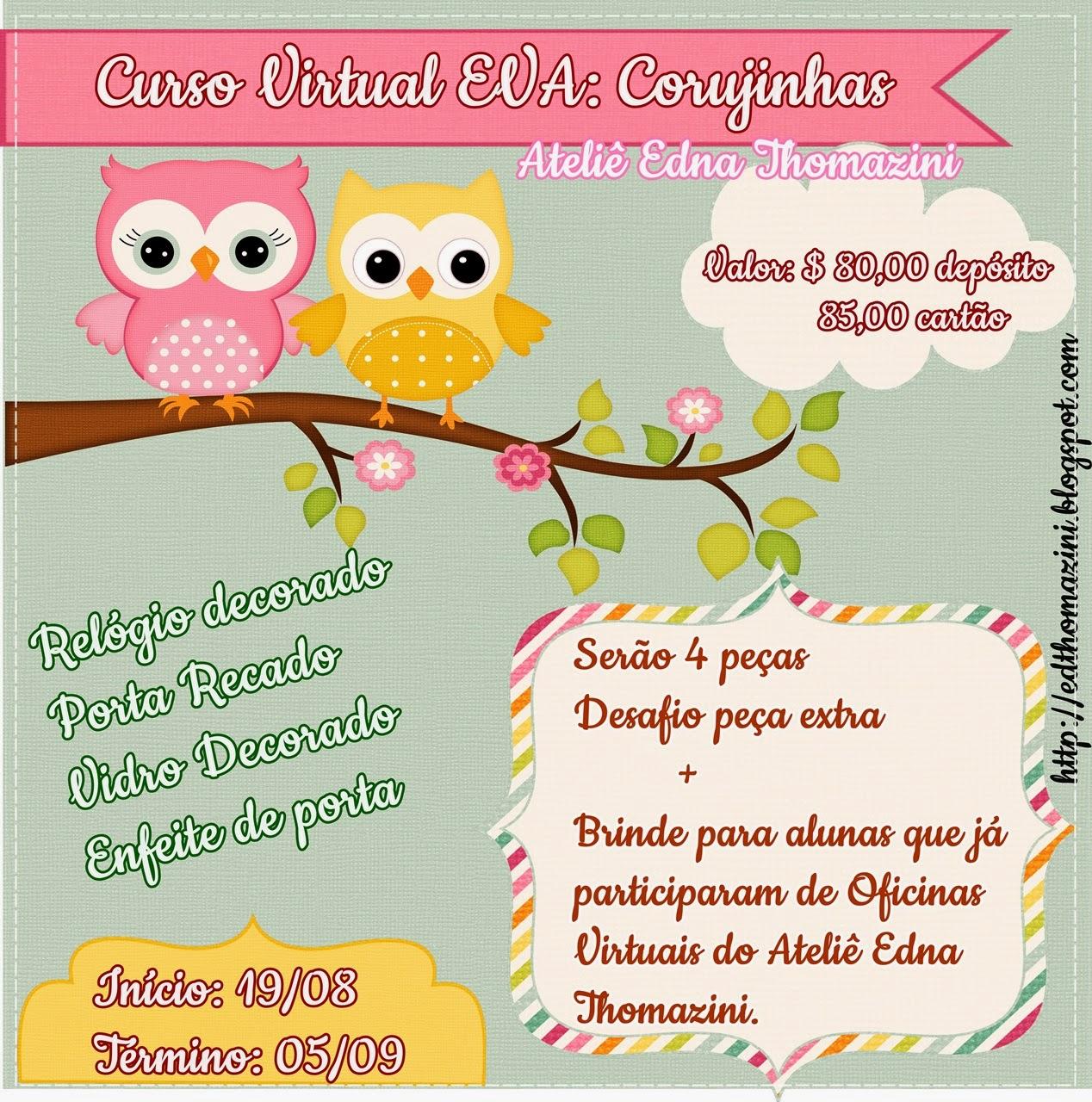 Curso Virtual Corujinhas
