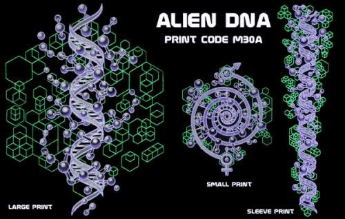 Is An Alien Message Embedded In Our Genetic Code?