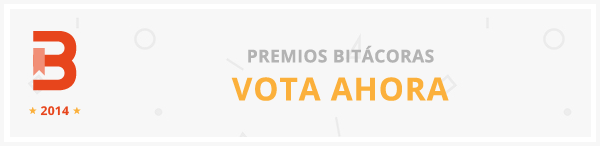 Premios Bitácora 2014: Blog de Educación