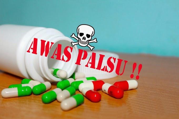 Tips Kesehatan : WASPADA...! Peredaran Obat Palsu