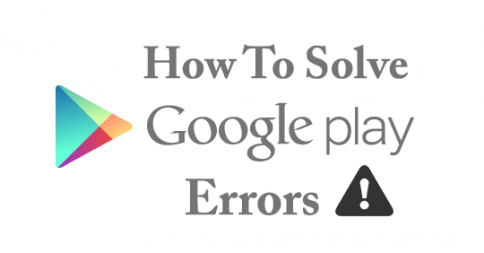 Solve Downloading and Installing Apps problems in Google Play