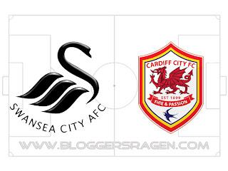 Prediksi Pertandingan Swansea City vs Cardiff City