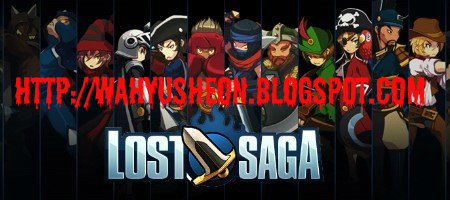 Cheat Lost Saga New 11juni 2013 - Wahyu Sheon Blogger