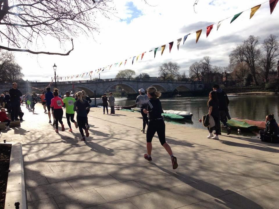 Salomon CityTrail Richmond 10k and Half Marathon