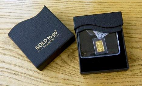Pernahkah Anda Terfikir Untuk Membeli Emas Di Vending Machine Seperti Membeli Air Tin
