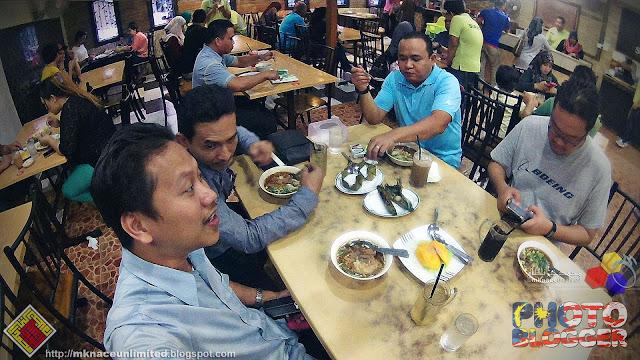 KL GM1M4VLE Getaway : Suraya Seafood, Kampung Baru Kuala Lumpur