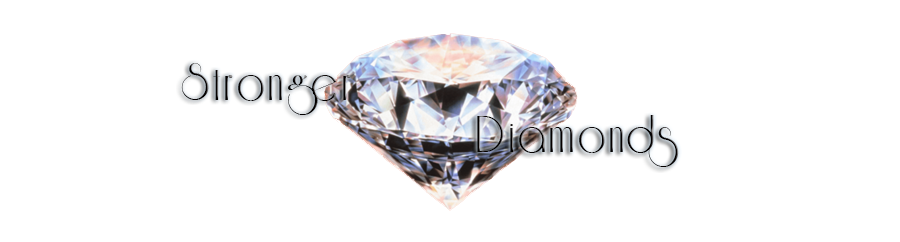 Stronger Diamonds