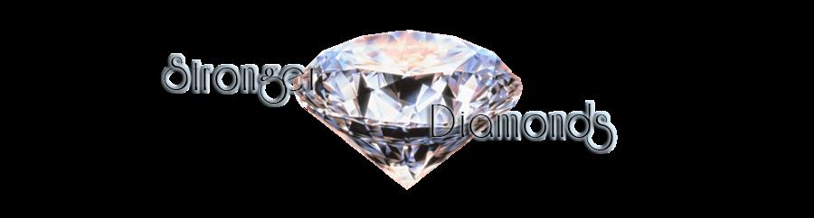 Stronger Diamonds