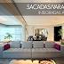 20 Varandas/sacadas integradas às salas – veja dicas e inspirações para apartamento!