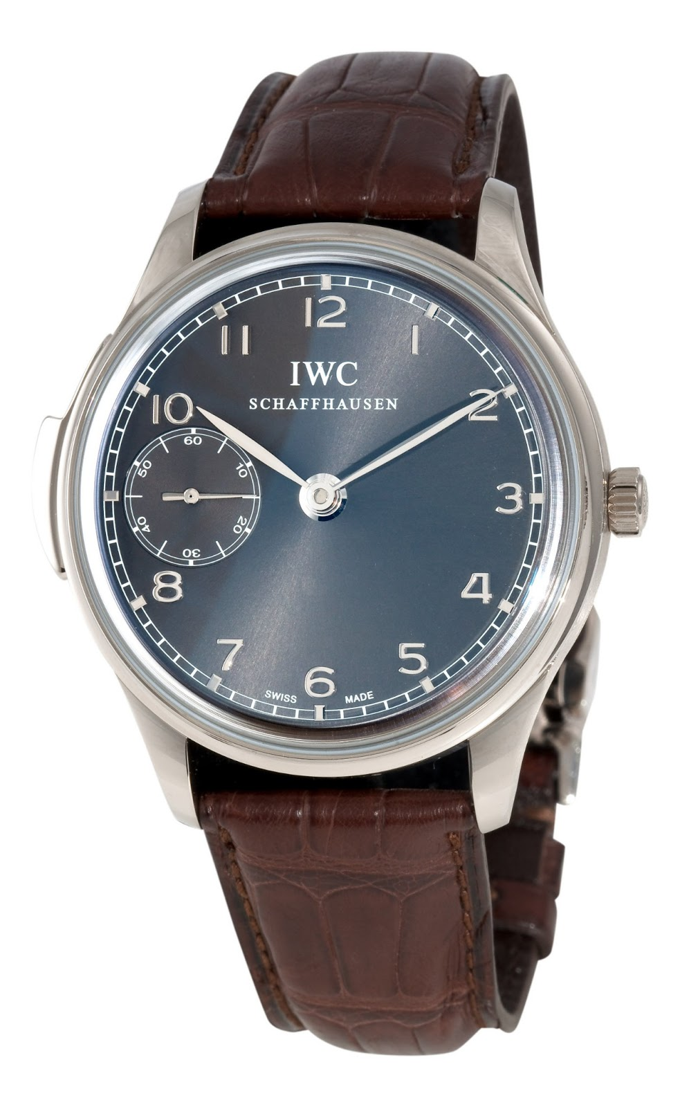 iwc s iw524205 portuguese minute repeater gold
