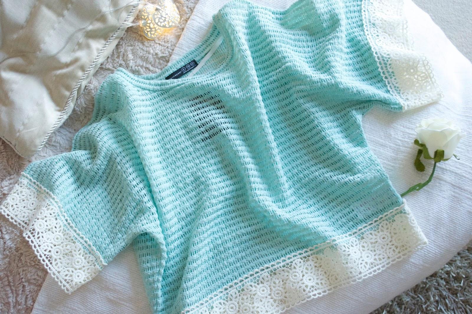 Primark Haul, Primark Crochet Top, Crop Top, Primark, Lace Top