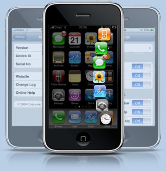 dock application for Jailbroken iPhone