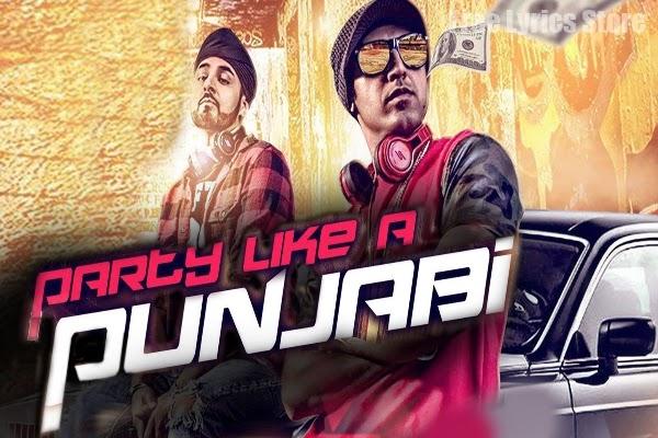 Party Like A Punjabi