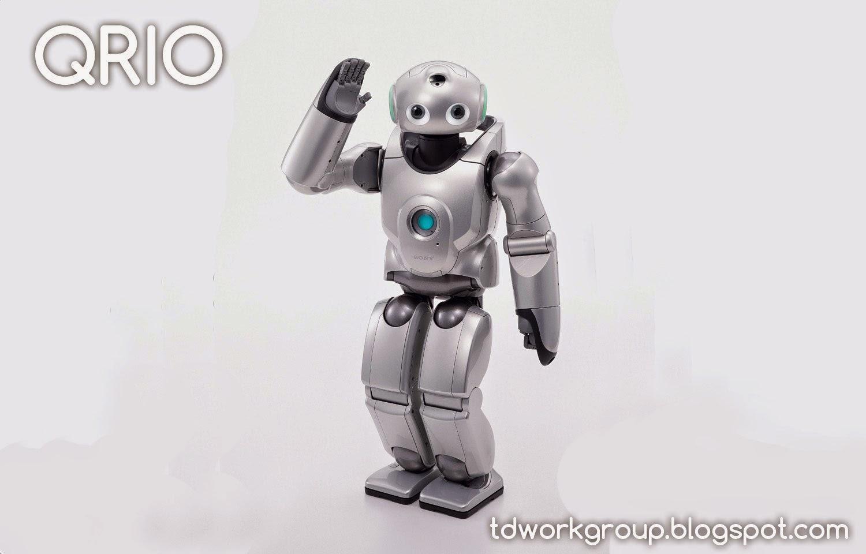 QRIO, Robot Kecil yang Pandai Menari dai Sony