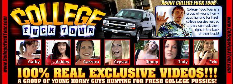 Free college fuck tour