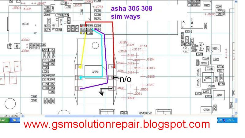 NOkia Asha 305 and 308 Sim jumper Solution Ways